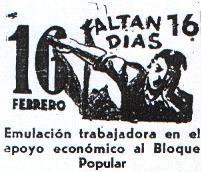 Manifiesto del Frente Popular (Enero, 1936)