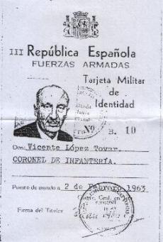 Documentos del Movimiento por la IIIª República (1959-1964)